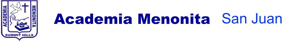 Academia Menonita Summit Hills